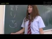 ドSな美少女が先生とセックスするいけない関係動画