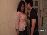 義理の弟に強引に犯される四十路美熟女妻のいけない関係動画